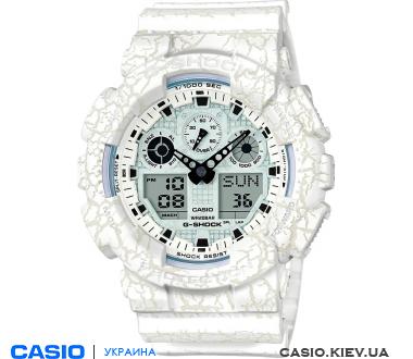 GA-100CG-7AER, Casio G-Shock