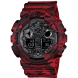 GA-100CM-4AER, Casio G-Shock