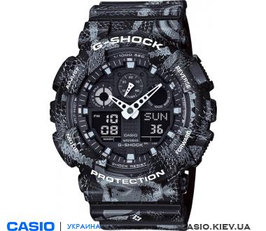 GA-100MRB-1AER, Casio G-Shock