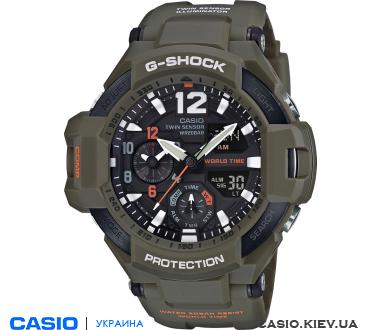 GA-1100KH-3AER, Casio G-Shock