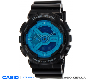 GA-110B-1A2, Casio G-Shock
