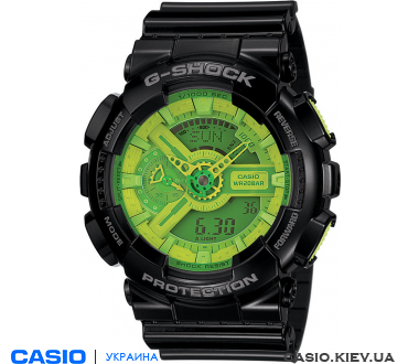 GA-110B-1A3, Casio G-Shock
