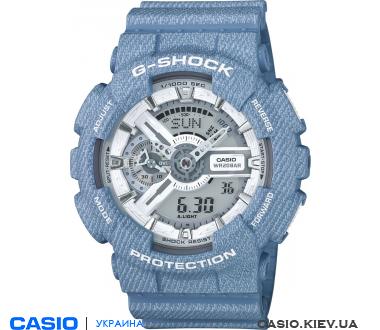 GA-110DC-2A7ER, Casio G-Shock