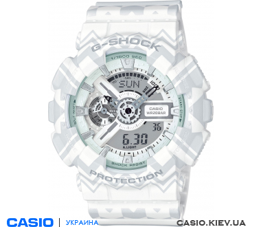 GA-110TP-7AER, Casio G-Shock