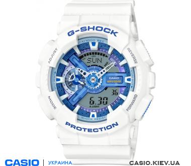 GA-110WB-7AER, Casio G-Shock