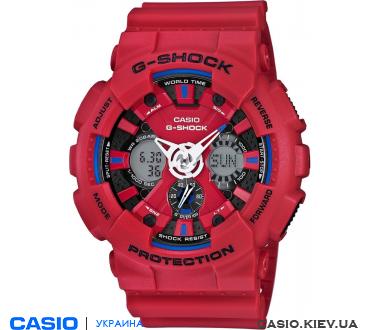 GA-120TR-4AER, Casio G-Shock
