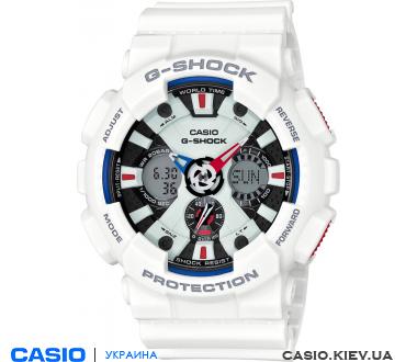 GA-120TR-7AER, Casio G-Shock