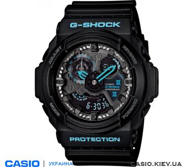 GA-300BA-1A, Casio G-Shock