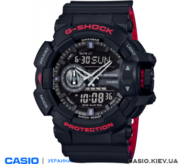 GA-400HR-1A, Casio G-Shock