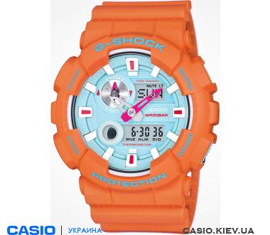 GAX-100X-4AJR, Casio G-Shock