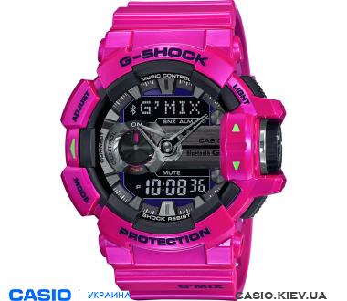 GBA-400-4C, Casio G-Shock