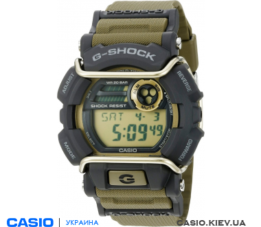 GD-400-9CS, Casio G-Shock