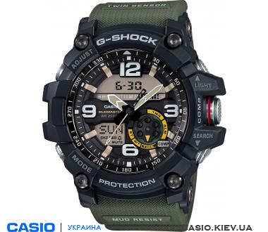 GG-1000-1A3ER, Casio G-Shock