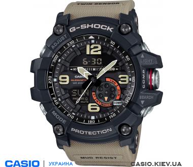 GG-1000-1A5ER, Casio G-Shock