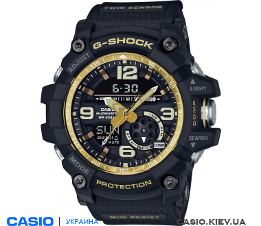 GG-1000GB-1AER, Casio G-Shock