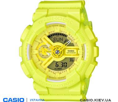 GMA-S110VC-9AER, Casio G-Shock