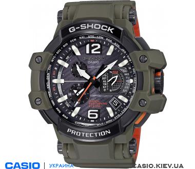 GPW-1000KH-3AER, Casio G-Shock