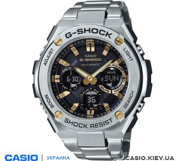 GST-W110D-1A9ER, Casio G-Shock
