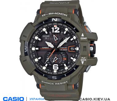 GW-A1100KH-3AER, Casio G-Shock
