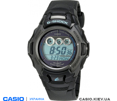 GW-M500BA-1, Casio G-Shock