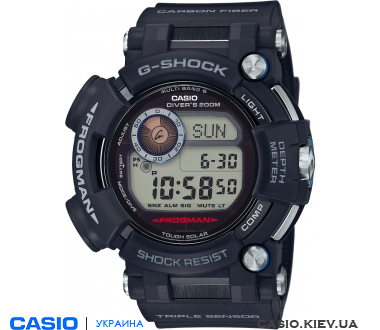 GWF-D1000-1ER, Casio G-Shock
