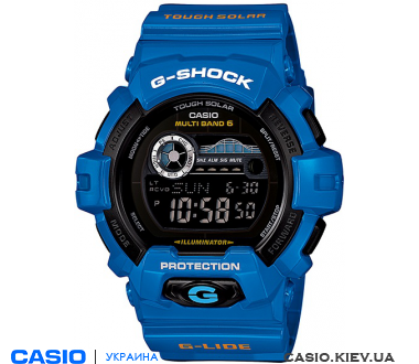 GWX-8900D-2ER, Casio G-Shock