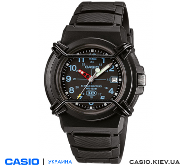 HDA-600B-1BVEF, Casio Standard Analogue
