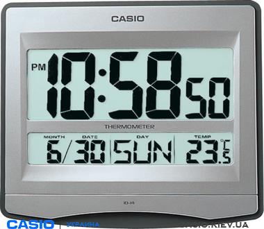 Настенные часы Casio ID-14-8D