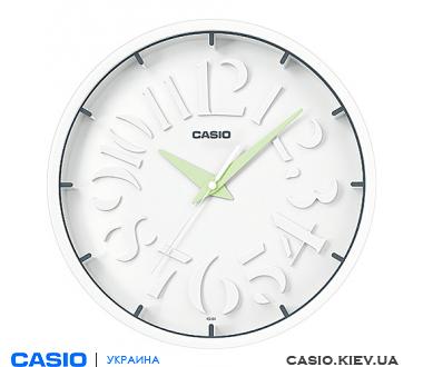 Настенные часы Casio IQ-64-3D (A)