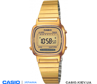 LA670WEGA-9EF, Casio Standard Digital