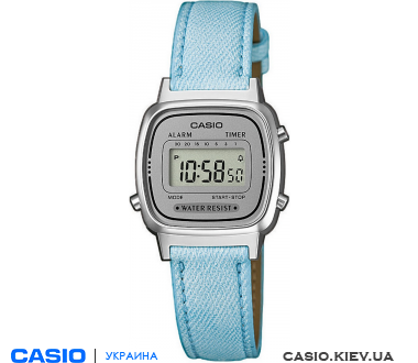 LA670WEL-2AEF, Casio Standard Digital