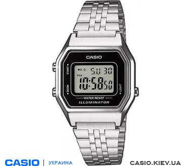 LA680WEA-1EF, Casio Standard Digital