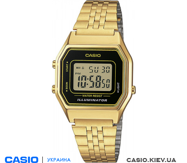 LA680WEGA-1ER, Casio Standard Digital