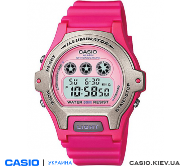 LW-202H-4A, Casio Standard Digital