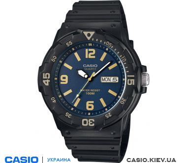 MRW-200H-2B3VEF, Casio Standard Analogue