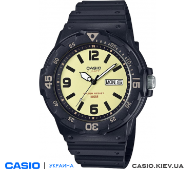 MRW-200H-5BVEF, Casio Standard Analogue