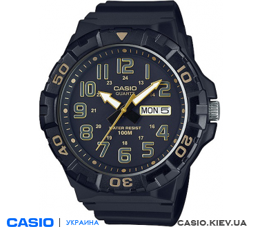 MRW-210H-1A2VEF, Casio Standard Analogue