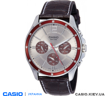 MTP-1374L-7A1, Casio Standard Analogue