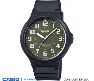 MW-240-3B (A), Casio Standard Analogue
