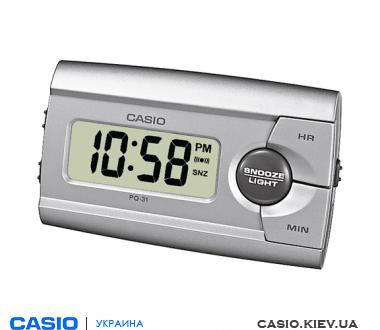 Часы настольные Casio PQ-31-8EF