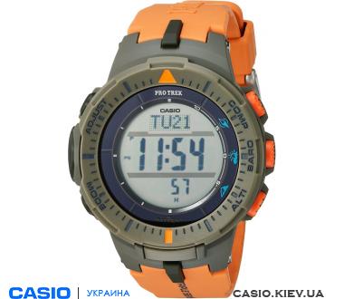 PRG-300-4CR, Casio Pro Trek