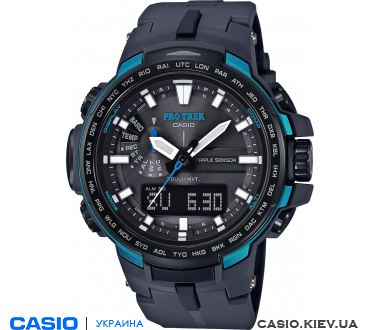 PRW-6100Y-1AER, Casio Pro Trek
