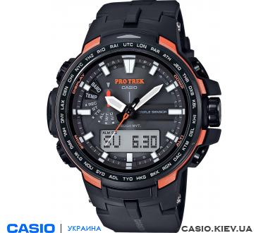 PRW-6100Y-1ER, Casio Pro Trek