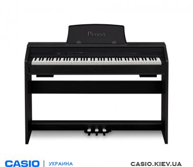 Цифровое пианино Casio PX-750BK
