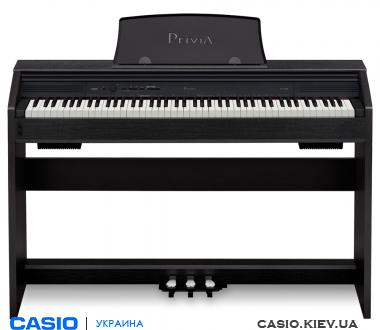 Цифровые фортепиано Casio PX-760BKC7