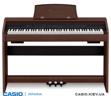 Цифровые фортепиано Casio PX-760BNC7