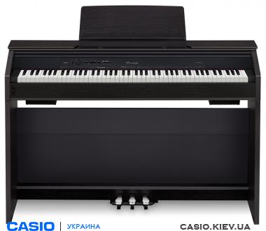 Цифровые фортепиано Casio PX-860BKC7