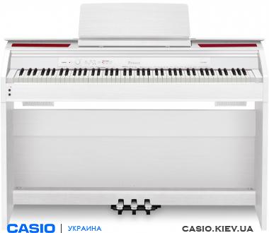 Цифровые фортепиано Casio PX-860WEC7