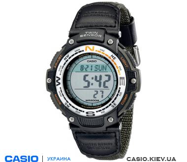 SGW-100B-3V, Casio Pro Trek