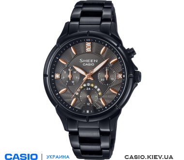 SHE-3047B-1AUER, Casio Sheen